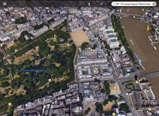 BP Westminster-Big Ben