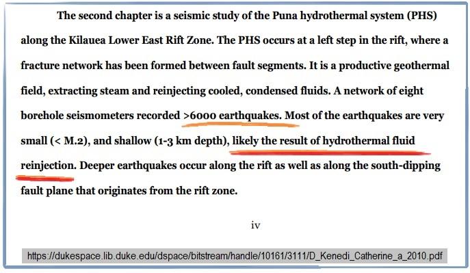 seismic study